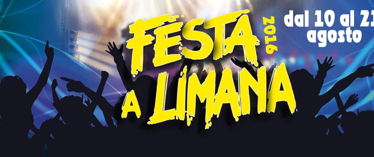 Festa a Limana 2016